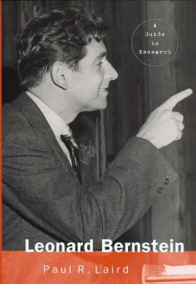 Leonard Bernstein by Paul Laird