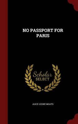 No Passport for Paris book