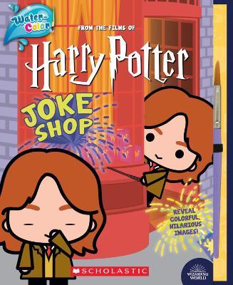 Harry Potter: Joke Shop: Water-Color! by Terrance Crawford