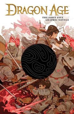 Dragon Age: The First Five Graphic Novels book