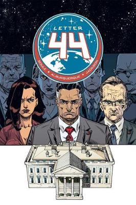 Letter 44 Vol. 1 by Charles Soule