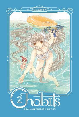 Chobits 20th Anniversary Edition 2 book