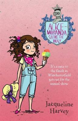 Alice-Miranda Shows the Way by Jacqueline Harvey
