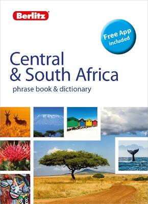 Berlitz Phrase Book & Dictionary Central & South Africa (Bilingual dictionary) by Berlitz Publishing Company