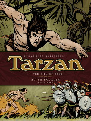 Tarzan by Don Garden