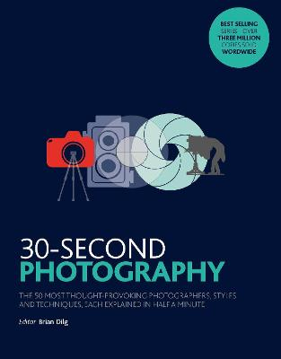 30-Second Photography book