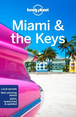 Lonely Planet Miami & the Keys book