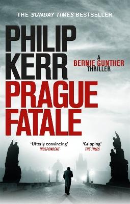 Prague Fatale book
