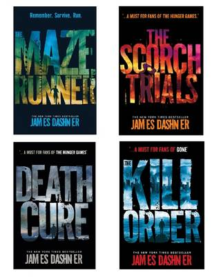 The Maze Runner Collection by James Dashner