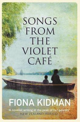 Songs from the Violet Cafe book