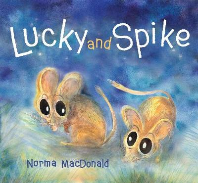 Lucky and Spike book