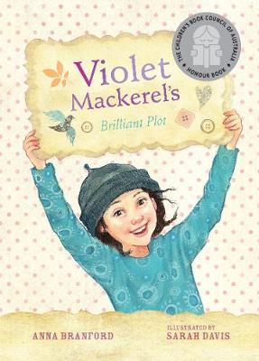 Violet Mackerel's Brilliant Plot (Book 1) book