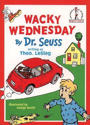 Wacky Wednesday book