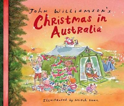 John Williamson's Christmas in Australia book