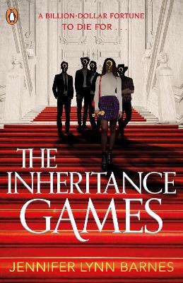 The Inheritance Games by Jennifer Lynn Barnes