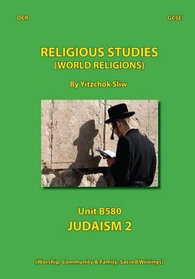 Religious Studies Judaism  No. 2 by Yitzchok Sliw