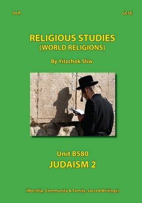 Religious Studies Judaism  No. 2 by Yitzchok Sliw