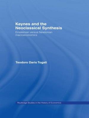 Keynes and the Neoclassical Synthesis book