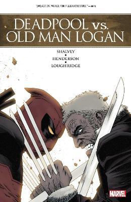 Deadpool Vs. Old Man Logan by Mike Henderson