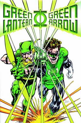 Green Lantern Green Arrow TP book