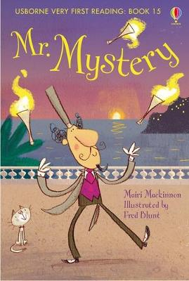 Mr. Mystery by Mairi MacKinnon