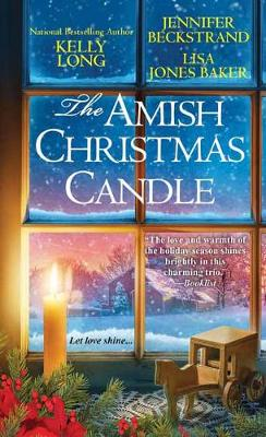The Amish Christmas Candle book