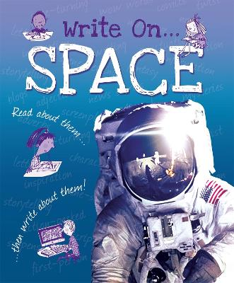 Write On: Space book