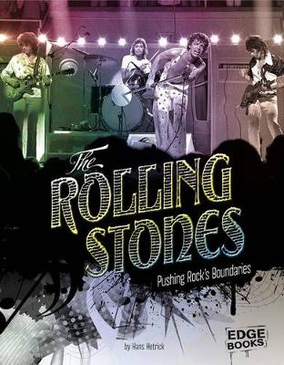 The Rolling Stones by Hans Hetrick