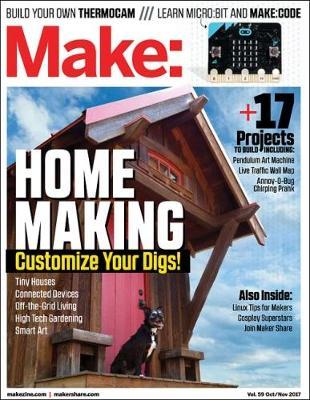 Make: Volume 59 by Mike Senese