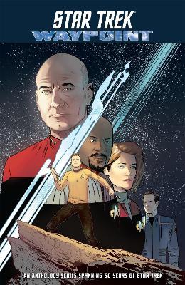 Star Trek: Waypoint book