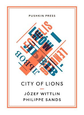 City of Lions book