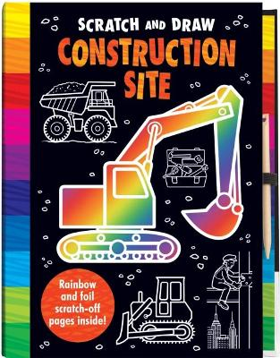 Scratch and Draw Construction Site by Arthur Over