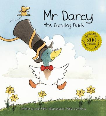 Mr Darcy the Dancing Duck book