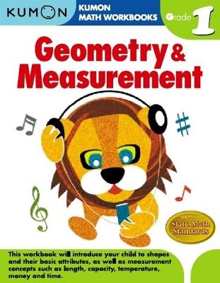 Grade 1 Geometry & Measurement by Kumon Publishing