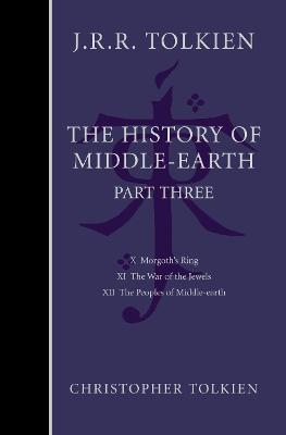 The History of Middle-earth by Christopher Tolkien