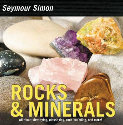 Rocks & Minerals by Seymour Simon
