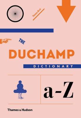 Duchamp Dictionary book