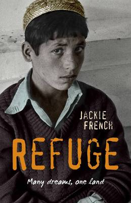 Refuge by Jackie French