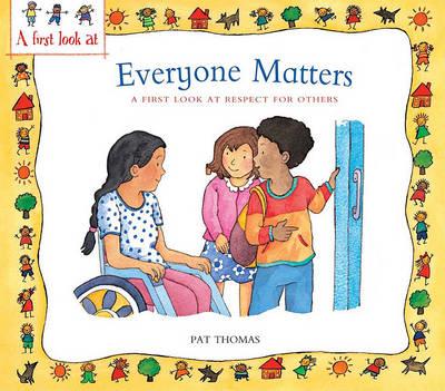 Everyone Matters by Pat Thomas