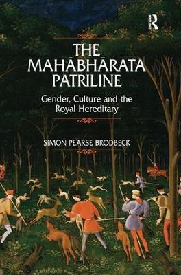 The Mahabharata Patriline by Simon Pearse Brodbeck