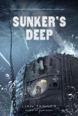 Sunker's Deep by Lian Tanner