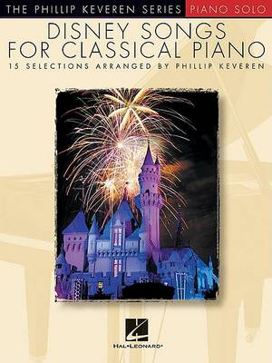 Disney Songs For Classical Piano by Phillip Keveren