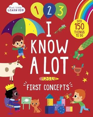 I Know a Lot by Susan Fairbrother