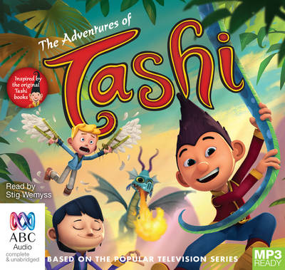 The Adventures Of Tashi by Anna Fienberg