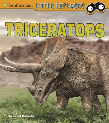 Triceratops by ,Janet Riehecky