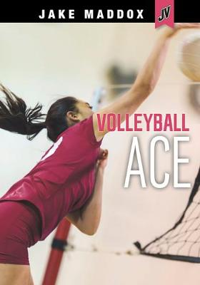 Volleyball Ace book