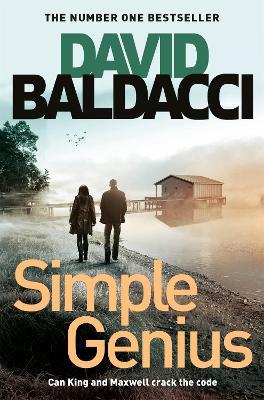 Simple Genius by David Baldacci