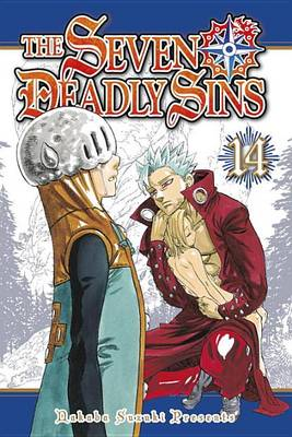 Seven Deadly Sins 14 book