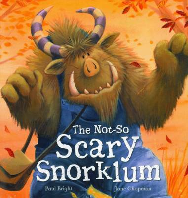 Not So Scary Snorklum by Paul Bright