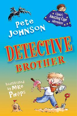 Detective Brother by Pete Johnson